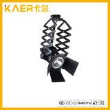 Loja da loja de roupa PAR30/Shoes da luz da trilha do diodo emissor de luz