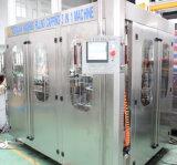 Envasado lleno automático del agua pura que llena que hace la máquina
