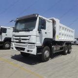 Sinotruk HOWO 시리즈 6X4 이디오피아는 팁 주는 사람 트럭을 나른다