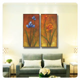 Zoll gedruckt auf Segeltuch-Wand-Abbildungen für Wohnzimmer-/Wand-Kunst-Ölgemälde-Abbildung