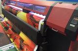impressora solvente do grande Inkjet de 3.2m para a bandeira