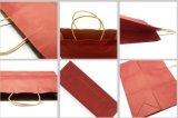 Kundenspezifische Packpapier-Kleidungs-Einkaufen-Geschenk-Verpackungs-Papiertüten