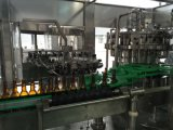 Полноавтоматическая машина завалки вина стеклянной бутылки