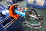 El CNC de los métodos de Dw38cncx2a-1s que introduce preside el doblez de acero del tubo