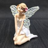 Figurine feericamente branco diminuto da decoração barata feita sob encomenda do bolo do preço