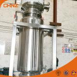 Type centrifuge industriel de grattoir d'acier inoxydable évaporateur de film mince pour le pétrole