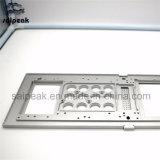 Pièces de machines en aluminium pour le clavier numérique électronique de blocage