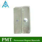 N30sh de Permanente Magneet van de Tegel met Neodymium NdFeB