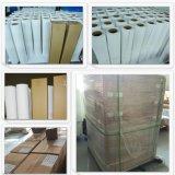 Vinyle imprimable d'Eco-Dissolvant d'or de qualité