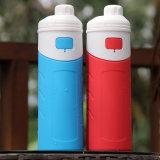 Quattro colori hanno personalizzato le boccette di vuoto pieghevoli di marchio della stampa