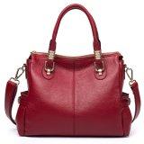 Bolsa de couro do desenhador do saco de ombro do Cruz-Corpo da bolsa do Tote para mulheres