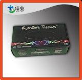 Коробка цвета бумаги упаковки ткани