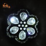 Innenluxuxkristallleuchter-Innendekoration der dekoration-K9