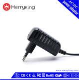 Всеобщий переходника электропитания DC AC входного сигнала 12V 1.5A 18W