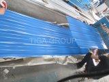 Hoja de acero revestida del cinc/azulejos de material para techos antis de Corrossion PPGI/PPGL