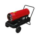 calentador de aire forzado diesel industrial portable de la calefacción 30kw