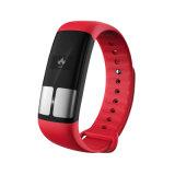 Браслет управлением кровяного давления браслета T5 Bluetooth 4.0 ECG франтовской