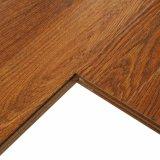 V溝の装飾の物質的な防水浮き出しは床タイルのUnilinクリックを薄板にした