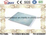 Мраморный потолок PVC конструкции, панель стены PVC с ценой высокого качества дешевым