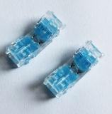 Le fil de connecteur d'épissure de 4 fils épisse le connecteur de cuivre d'achêvement