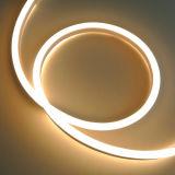 屈曲LEDの軽いロープ暖かいWhtieか白または赤または青か緑LED軽いLEDのネオン