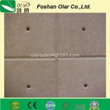 Folha da placa do cimento da fibra sem o asbesto para a divisória do assoalho