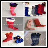 De nieuwe Sokken van de Laars van de Regen van de Vacht van het Ontwerp van de Douane van de Aankomst