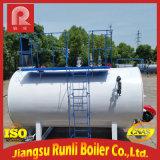 Flüssigbettofen-horizontaler Dampfkessel mit seetauglicher Verpackung