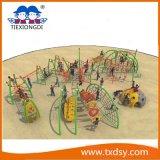 Спортивная площадка парка атракционов коммерчески напольная для детей (TXD16-M02701)