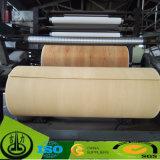 Planta decorativa de papel Fabricante Hacer madera papel de fibra de piso