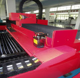 1500W cortador do laser do metal do CNC Fiber/YAG/CO2