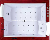 Роскошный самомоднейший ливень Using ушат ванны (юбка TLP-666-Wood)
