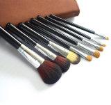 Conjunto de escovas de maquiagem portátil de 8 PCS Makeup Master