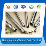 Tube en gros d'échangeur de chaleur d'acier inoxydable d'usine