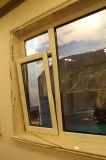 [توما] [غود قوليتي] أنيق ألومنيوم يرتدي نافذة خشبيّة