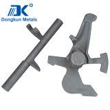 High Precision calidad de la pieza con acero y aluminio