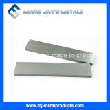 De Stroken van het Carbide van het wolfram met Uitstekende kwaliteit