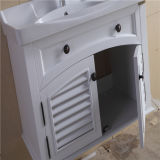 Mirrorの高品質PVC White Bathroom Vanity