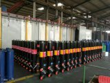 Cilindros hidráulicos telescópicos de acción simple para camiones volquete