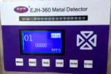 Verific o tipo detetor de metais da correia transportadora de segurança de alimentos