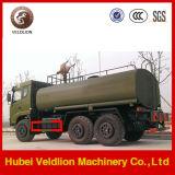 4X4, 6X6 alle-Aandrijving 20, 000 Liter van de Vrachtwagen van het Water