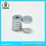 高い等級の希土類NdFeB Permanetのリング磁石