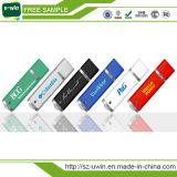 Movimentação da pena do USB de Shap 4GB da chave com Logo&#160 livre;