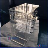 Freies Acrylschmucksache-Kasten-und Verfassungs-Organisator-Set