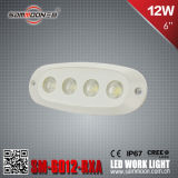 6 Inch 12W CREE LED Car Work Driving Light (SM-6012-RXA)