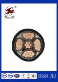 cabo da alimentação de DC De 0.6/1kv 8mm Cu/XLPE/Swa/PVC