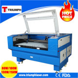 Laser Cutting Machine Price di Tr-1390 Model CO2 per Nonmetal Materials Acrylic/Wood/Leather Cutting