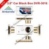 """3.0 """" GPS van Ambrella A7la50 Volgende Auto DVR met Hdr; WDR; Fcws; Ldws; G-sensor"""