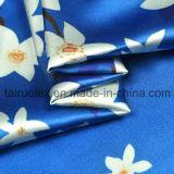 tela de seda impressa reativa do Crepe de 16mm para a senhora Pingamento Tela