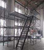 مستودع فولاذ من ساند [ركينغ] نصفية